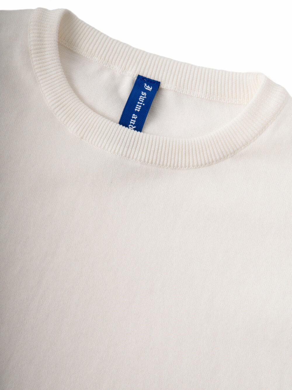 Water Repellent Premium Tee Shirt 002-White