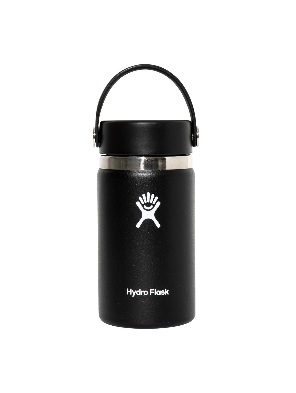 I SWIM × Hydro Flask Flex Cap-Black (12oz)