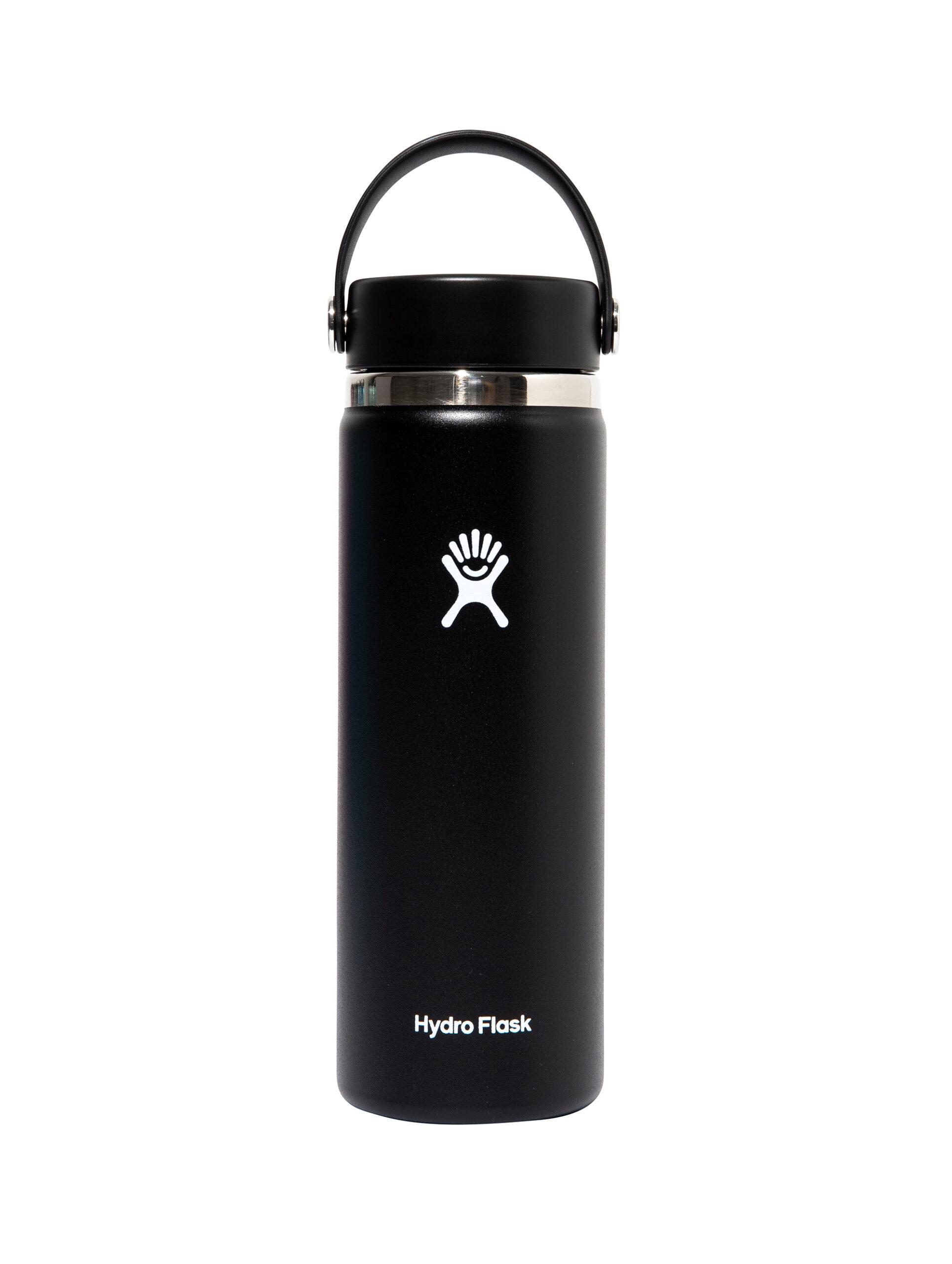 I SWIM × Hydro Flask Flex Cap-bk (20oz)