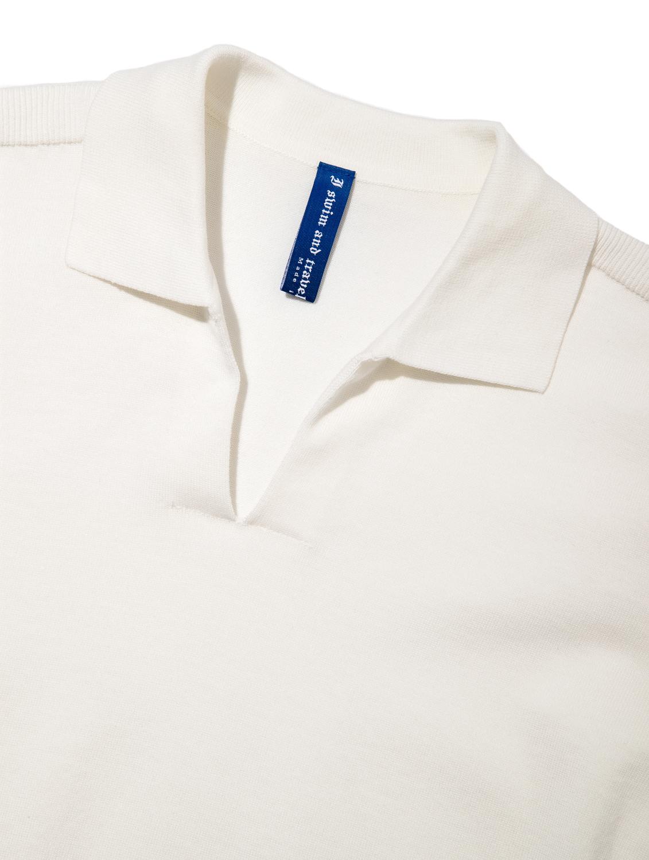 Water Repellent Premium Polo Shirt 001-White