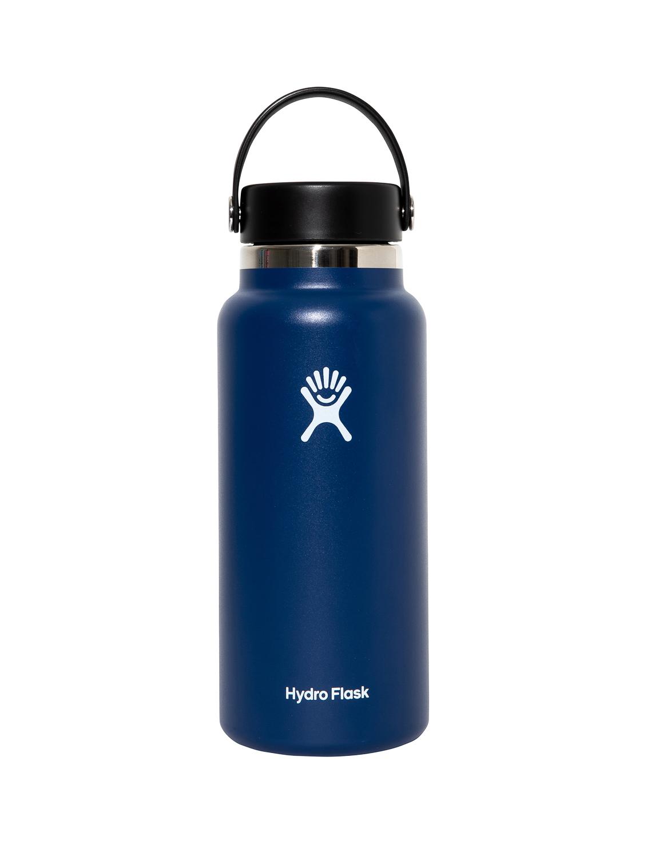 I SWIM × Hydro Flask Flex Cap-Cobalt(32oz)