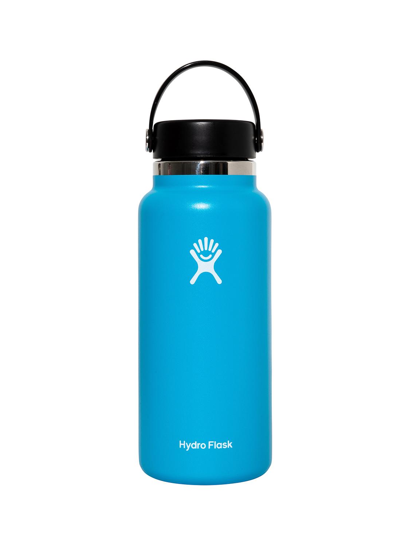I SWIM × Hydro Flask Flex Cap-Pacific (32oz)