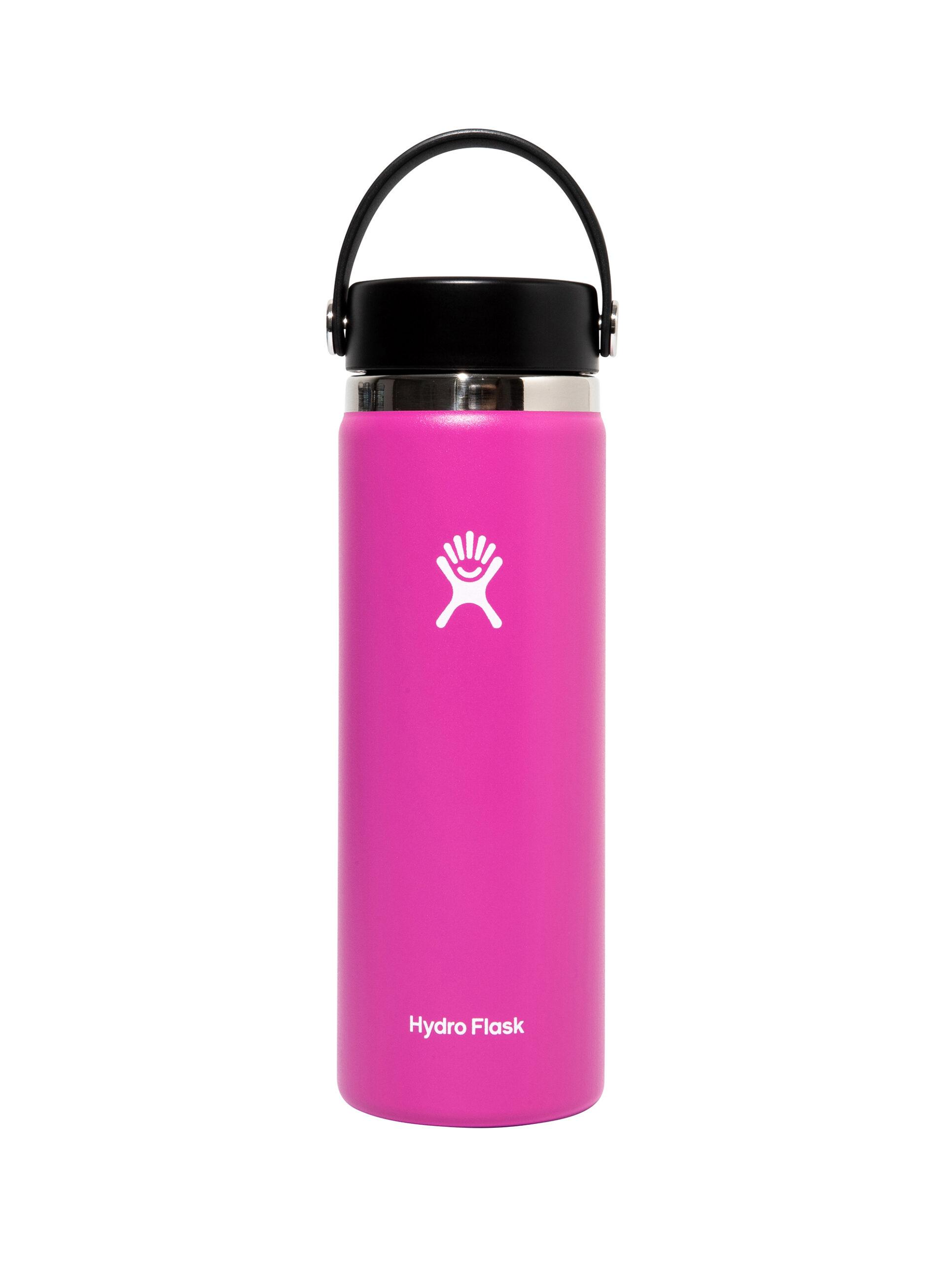 I SWIM × Hydro Flask Flex Cap-Carnation (20oz)